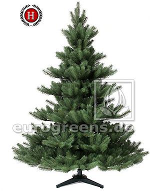 Alnwick Tannenbaum.Künstliche Spritzguss Nordmanntanne Alnwick Kaufen