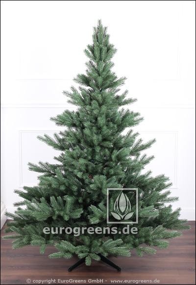Spritzguss Weihnachtsbaum.Aufbauanleitung Kunstliche Nordmanntanne Alnwick Als