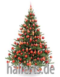 Hallerts Weihnachtsbaum Erfahrung.Hallerts Künstliche Weihnachtsbäume Tannengirlanden Tannenzweige